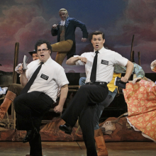 The Book of Mormon Tickets - Book of Mormon Musical Tickets - Book of Mormon Show Times - Book of Mormon 2013 2014 Schedule